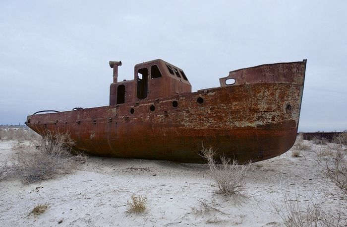 aral sea 13 - The Dead One,Aral Sea