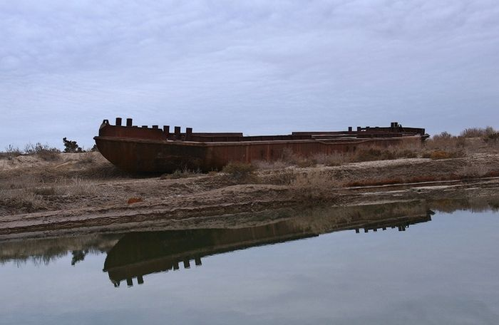 aral sea 15 - The Dead One,Aral Sea