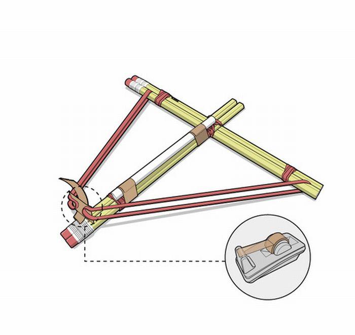 Простые механизмы из дерева своими руками