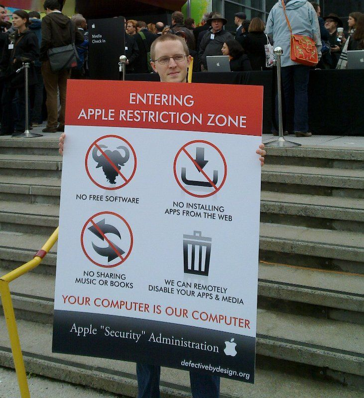apple restrictions