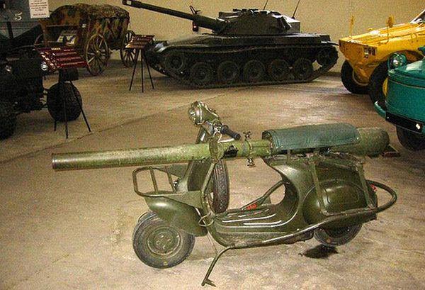 Las Motos de la Segunda Guerra Mundial