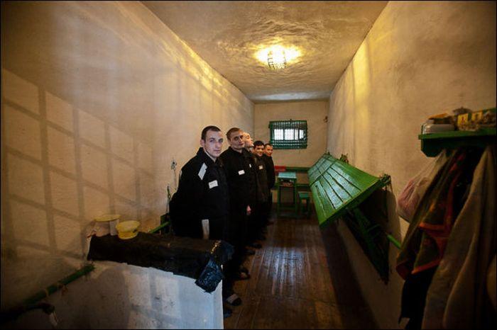 фото колония тюрьма.  Все фотографии сняты. в ФБУ ОИУ ОУХД-4...