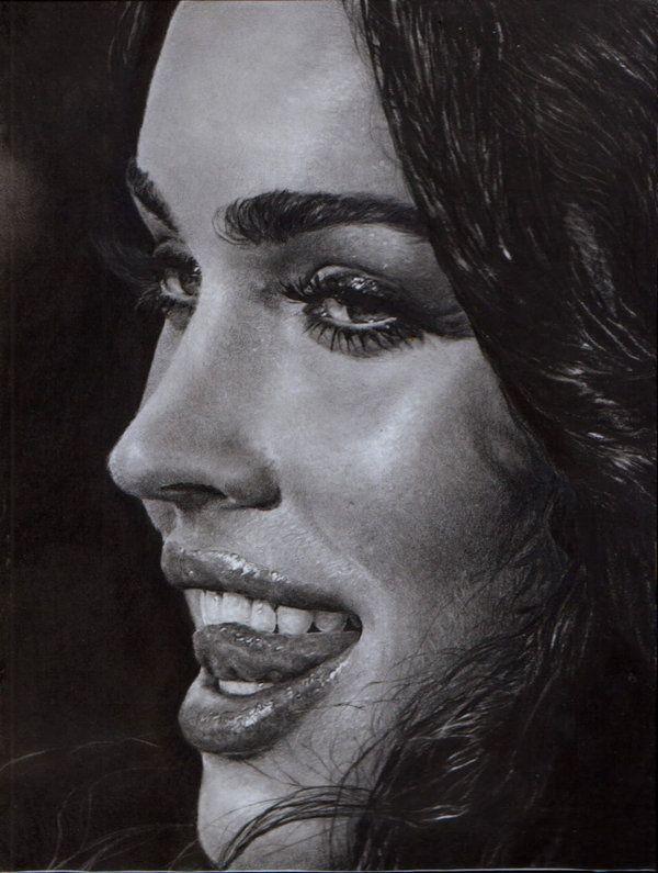 Фото юмор.  Рисунки девушек карандашом.  Категория.  Просмотров: 192.