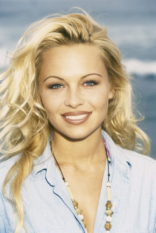 Young Pamela Anderson