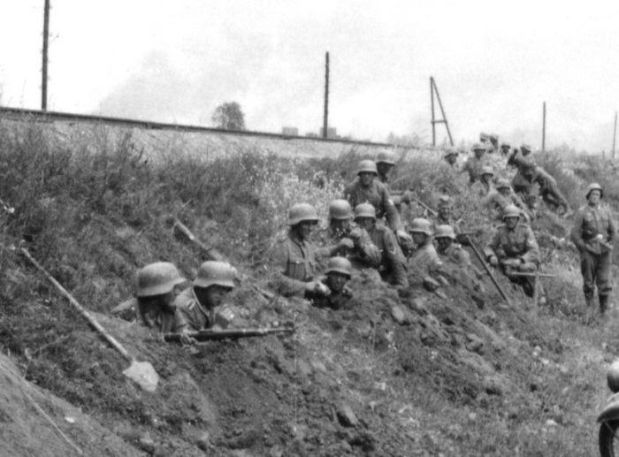 Segunda Guerra Mundial [Archivos alemanes] [77 fotos]