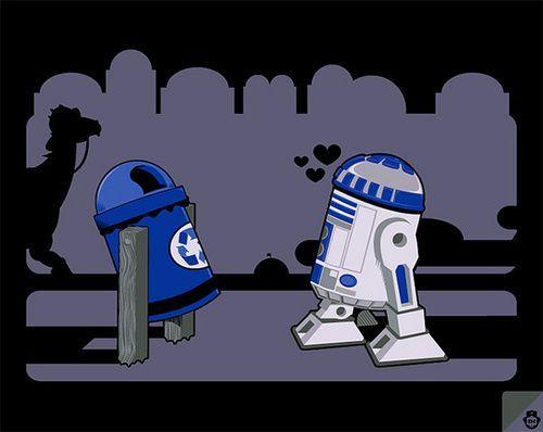 Пятничные приколы по Star Wars