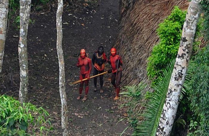 Inedito! Tribu Brasileña, recién descubierta