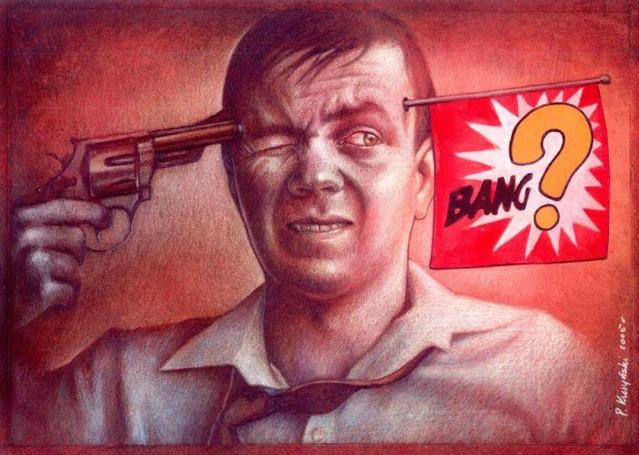 Pawel Kuczynski Satiric_drawings_01
