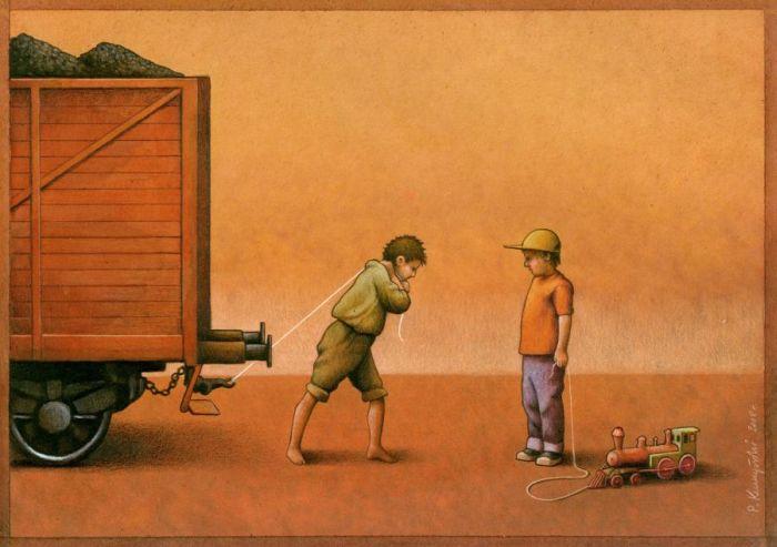 Pawel Kuczynski Satiric_drawings_24