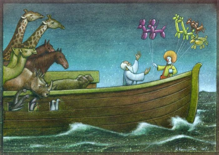 Pawel Kuczynski Satiric_drawings_33