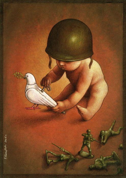Pawel Kuczynski Satiric_drawings_39