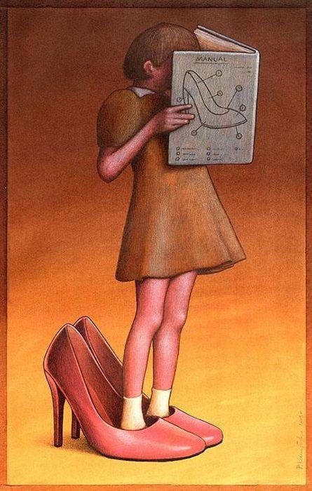 Pawel Kuczynski Satiric_drawings_49