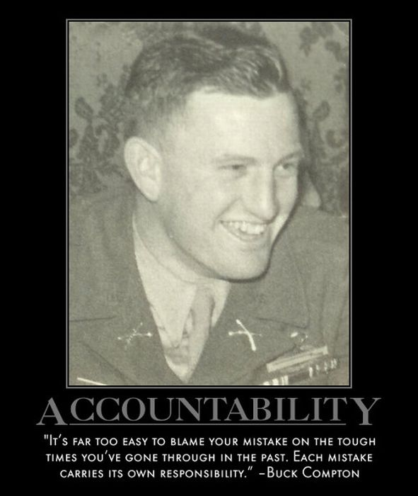 the importance of personal accountability in the army Accountability is concerned primarily with records, while responsibility is concerned primarily with custody, care, and safekeeping  military factory is an online.