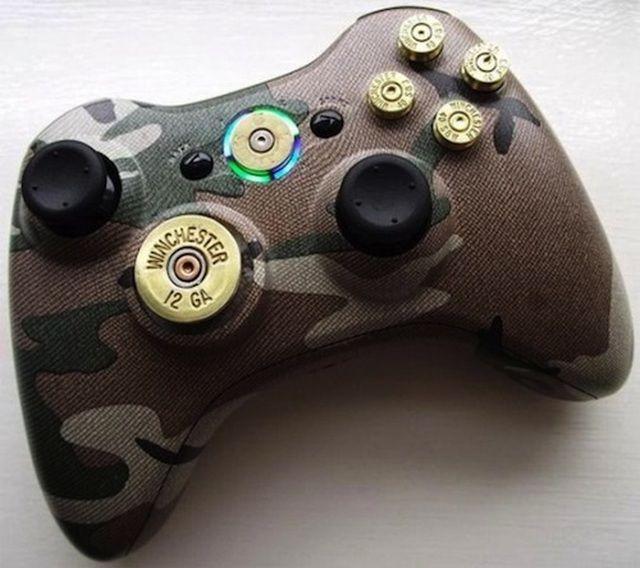 Prepper Game Controller